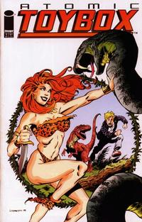 Cover Thumbnail for Atomic Toybox (Image, 1999 series) #1 [Jungle Girl Cover]