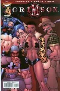 Cover Thumbnail for Crimson (Image, 1998 series) #1