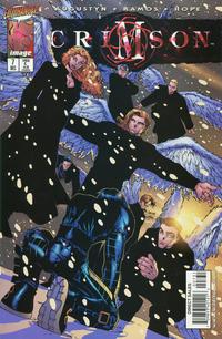 Cover Thumbnail for Crimson (Image, 1998 series) #7 [Cover A - Humberto Ramos]