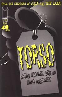 Cover Thumbnail for Jinx: Torso (Image, 1998 series) #3