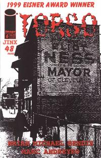 Cover Thumbnail for Jinx: Torso (Image, 1998 series) #6