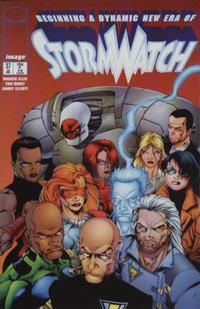 Cover Thumbnail for Stormwatch (Image, 1993 series) #37