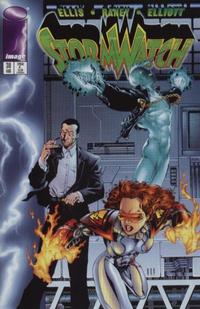 Cover Thumbnail for Stormwatch (Image, 1993 series) #38