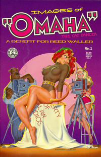 Cover Thumbnail for Images of Omaha (Kitchen Sink Press, 1992 series) #1
