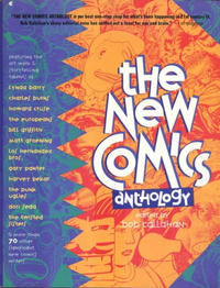 Cover Thumbnail for The New Comics Anthology (Macmillan Publishing, 1991 series)