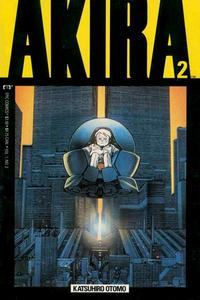 Cover for Akira (Marvel, 1988 series) #2