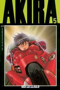 Cover Thumbnail for Akira (Marvel, 1988 series) #5