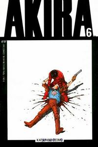 Cover Thumbnail for Akira (Marvel, 1988 series) #6
