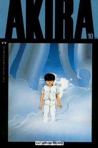 Cover Thumbnail for Akira (Marvel, 1988 series) #10