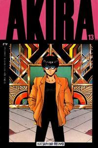Cover Thumbnail for Akira (Marvel, 1988 series) #13