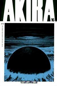 Cover Thumbnail for Akira (Marvel, 1988 series) #16