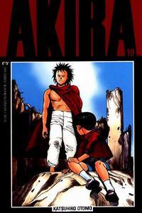 Cover Thumbnail for Akira (Marvel, 1988 series) #19