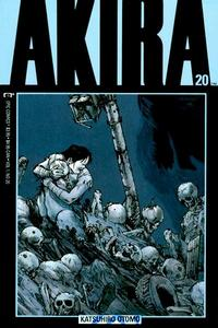 Cover Thumbnail for Akira (Marvel, 1988 series) #20