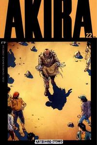 Cover Thumbnail for Akira (Marvel, 1988 series) #22