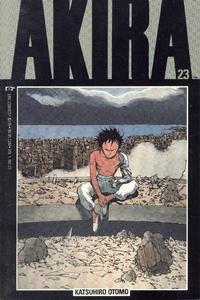 Cover Thumbnail for Akira (Marvel, 1988 series) #23