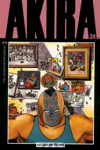 Cover Thumbnail for Akira (Marvel, 1988 series) #24