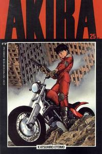 Cover Thumbnail for Akira (Marvel, 1988 series) #25