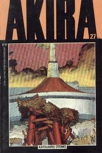 Cover Thumbnail for Akira (Marvel, 1988 series) #27