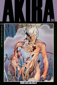 Cover Thumbnail for Akira (Marvel, 1988 series) #30