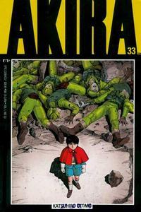 Cover Thumbnail for Akira (Marvel, 1988 series) #33