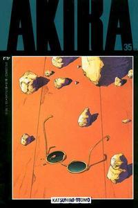 Cover Thumbnail for Akira (Marvel, 1988 series) #35