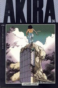 Cover Thumbnail for Akira (Marvel, 1988 series) #36