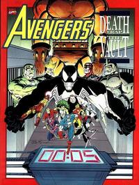 Cover Thumbnail for Avengers: Death Trap, The Vault (Marvel, 1991 series)