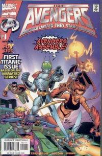 Cover Thumbnail for Avengers United They Stand (Marvel, 1999 series) #1