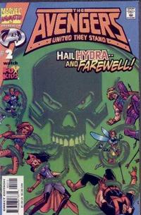 Cover Thumbnail for Avengers United They Stand (Marvel, 1999 series) #2