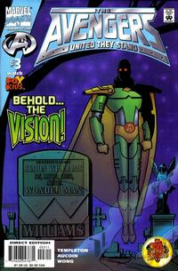 Cover Thumbnail for Avengers United They Stand (Marvel, 1999 series) #3