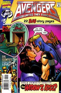 Cover Thumbnail for Avengers United They Stand (Marvel, 1999 series) #5