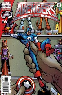 Cover Thumbnail for Avengers United They Stand (Marvel, 1999 series) #6