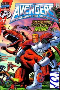 Cover Thumbnail for Avengers United They Stand (Marvel, 1999 series) #7