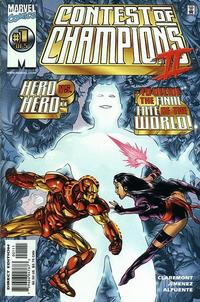 Cover Thumbnail for Contest of Champions II (Marvel, 1999 series) #1