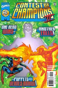 Cover Thumbnail for Contest of Champions II (Marvel, 1999 series) #2