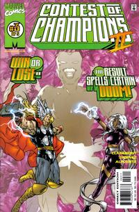 Cover Thumbnail for Contest of Champions II (Marvel, 1999 series) #3