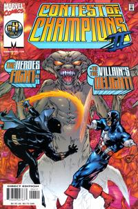 Cover Thumbnail for Contest of Champions II (Marvel, 1999 series) #4