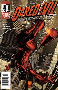 Cover Thumbnail for Daredevil (Marvel, 1998 series) #1 [Newsstand]