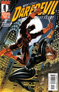 Cover Thumbnail for Daredevil (Marvel, 1998 series) #2 [Campbell Variant]