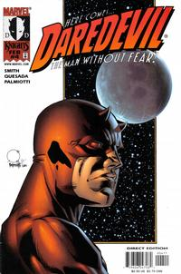 Cover Thumbnail for Daredevil (Marvel, 1998 series) #4 [Direct Edition]