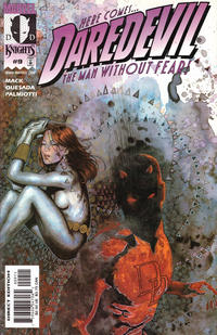 Cover Thumbnail for Daredevil (Marvel, 1998 series) #9 [Direct Edition]