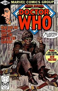 Cover Thumbnail for Marvel Premiere (Marvel, 1972 series) #60 [Direct Edition]