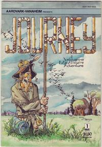 Cover Thumbnail for Journey (Aardvark-Vanaheim, 1983 series) #1