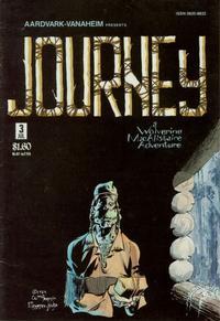 Cover Thumbnail for Journey (Aardvark-Vanaheim, 1983 series) #3