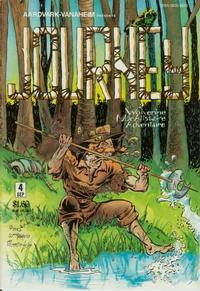 Cover Thumbnail for Journey (Aardvark-Vanaheim, 1983 series) #4