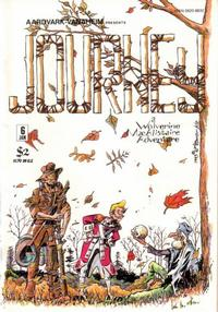 Cover Thumbnail for Journey (Aardvark-Vanaheim, 1983 series) #6