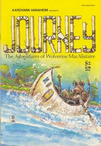 Cover Thumbnail for Journey (Aardvark-Vanaheim, 1983 series) #11