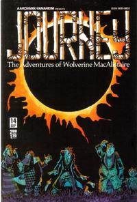 Cover Thumbnail for Journey (Aardvark-Vanaheim, 1983 series) #14