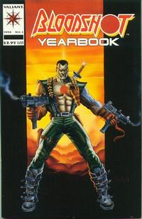 Cover Thumbnail for Bloodshot Yearbook (Acclaim / Valiant, 1994 series) #1