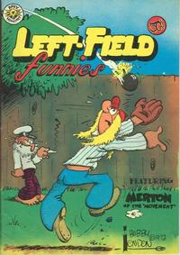 Cover Thumbnail for Left-Field Funnies (Apex Novelties, 1972 series)